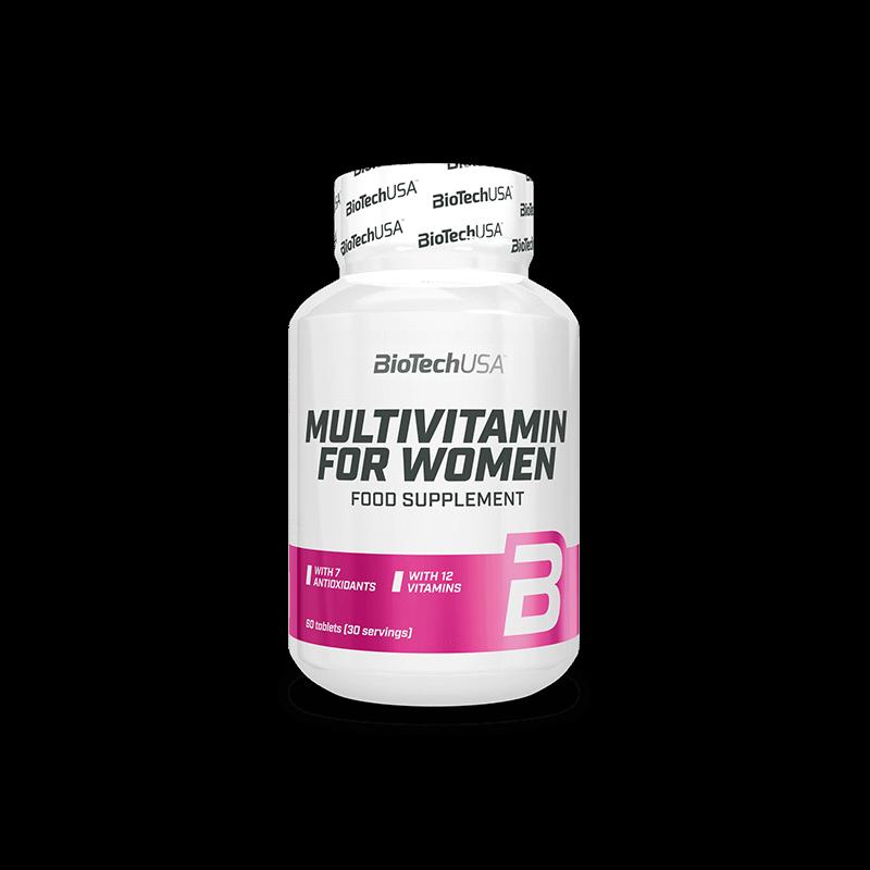 BiotechUSA - Multivitamin for Women