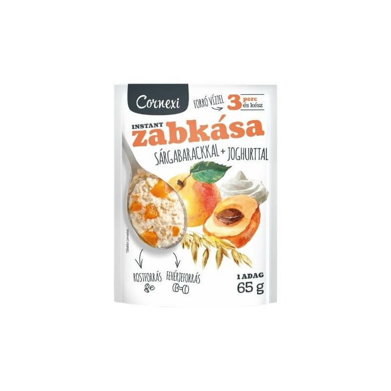 Cornexi zabkása barack-joghurt