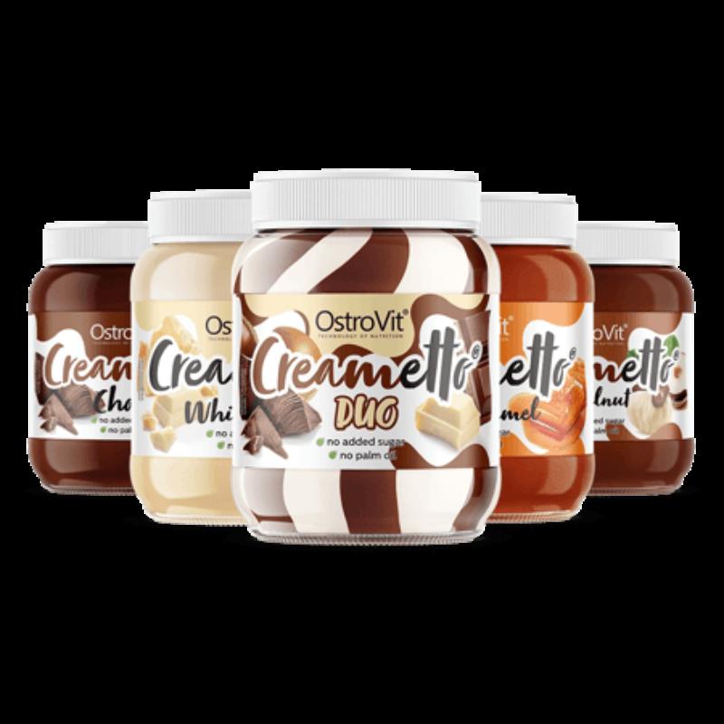 OstroVit Creametto 5db cukormentes krém