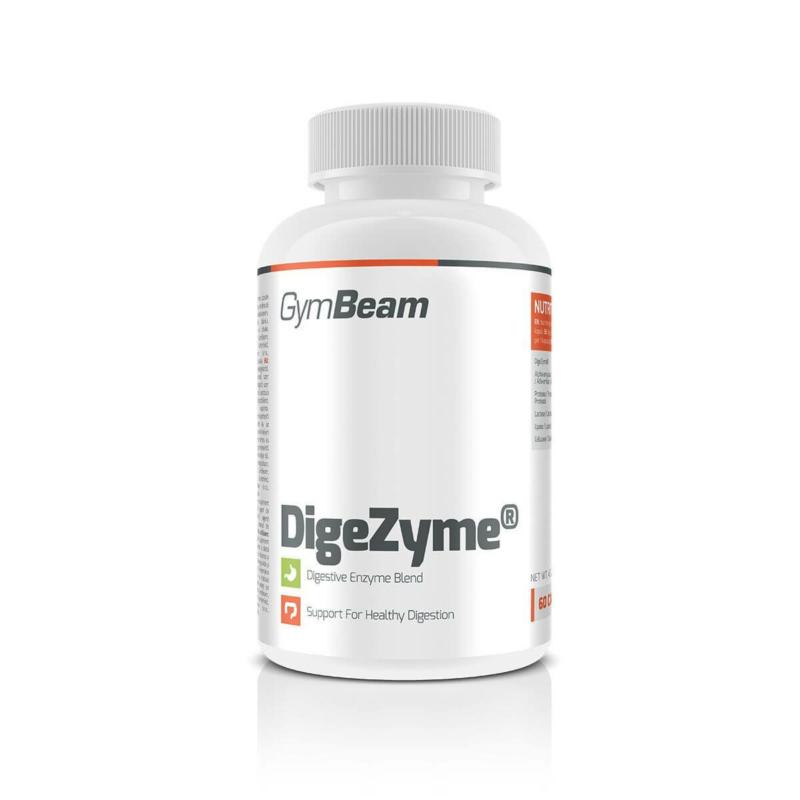 DigeZyme 60 kapszula - GymBeam
