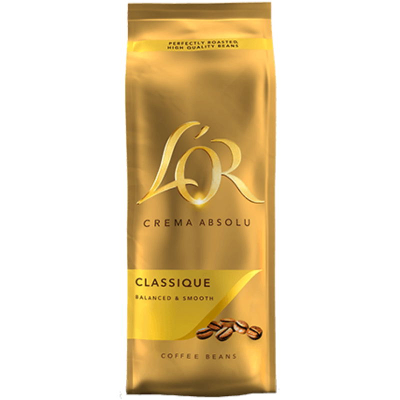 L'or szemes kávé - classique - 500g