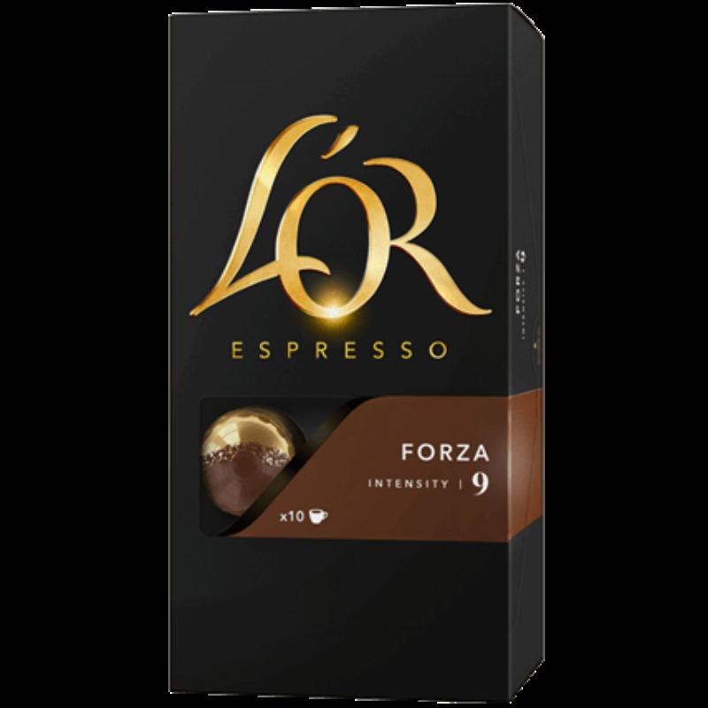 L'or - Espresso Forza - Nespresso kávékapszula