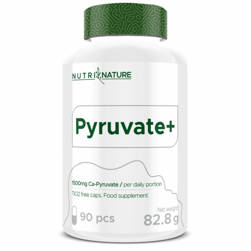 Nutri Nature Pyruvate zsírégető
