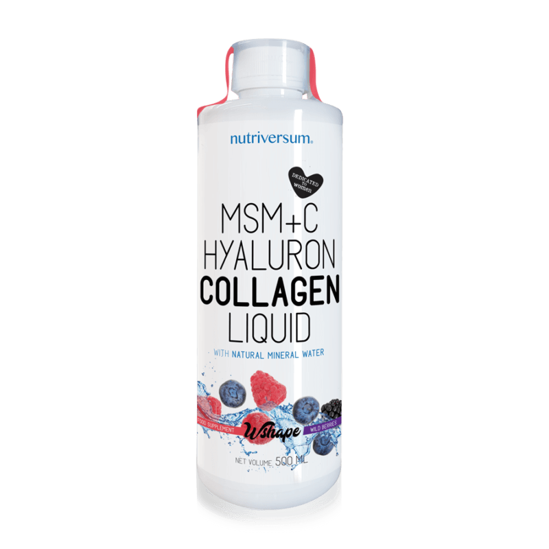 Collagen - kapszula - WSHAPE - Nutriversum