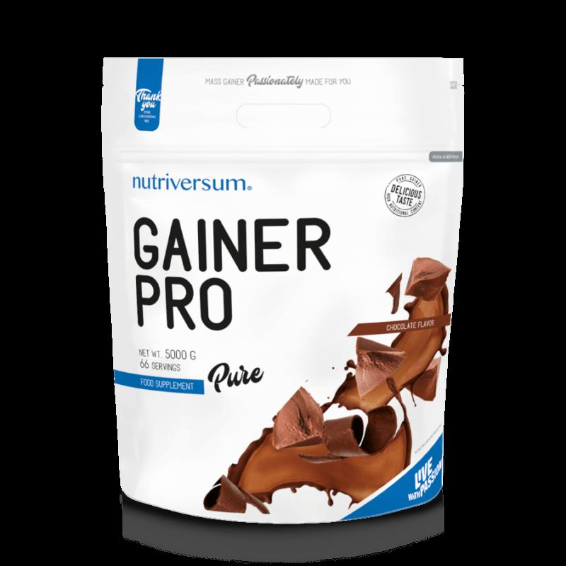 Nutriversum Gainer Pro tömegnövelő 5kg