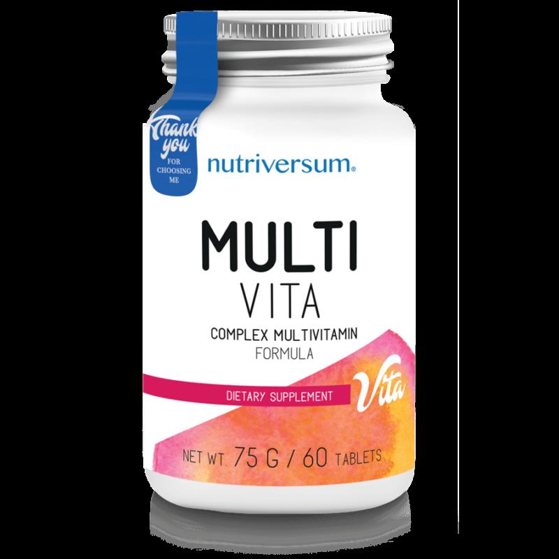 Nutriversum Multi Vita multivitamin