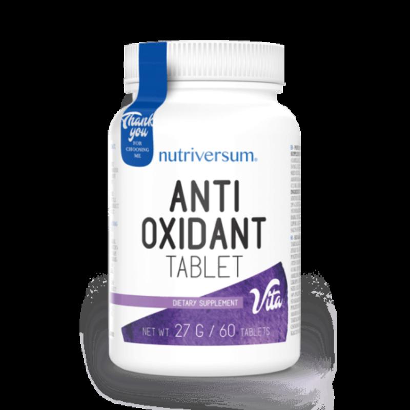 Nutriversum antioxidant - antioxidáns tabletta