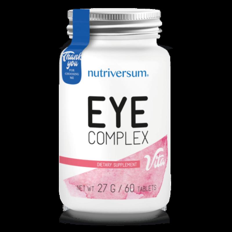 Nutriversum Eye Complex - szem vitamin 60 tabletta