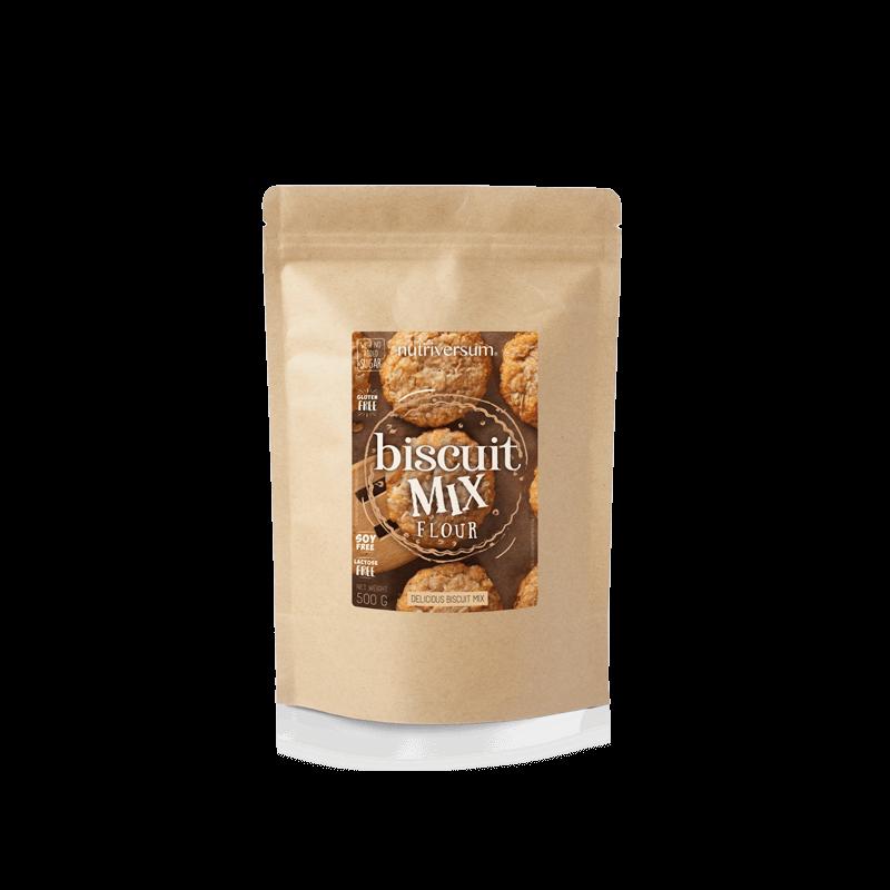 Nutriversum - Gluténmentes keksz lisztkeverék - Biscuit - 500 g