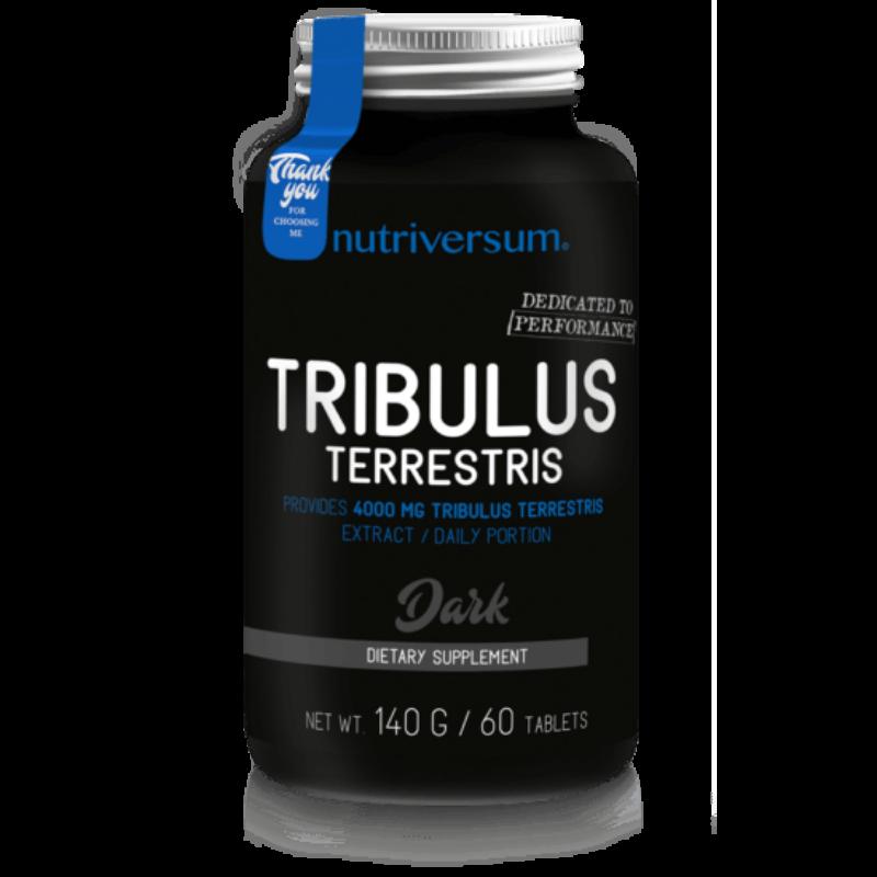 Nutriversum Tribulus Terrestris - királydinnye tabletta - tesztoszteron fokozó - 60 tableta