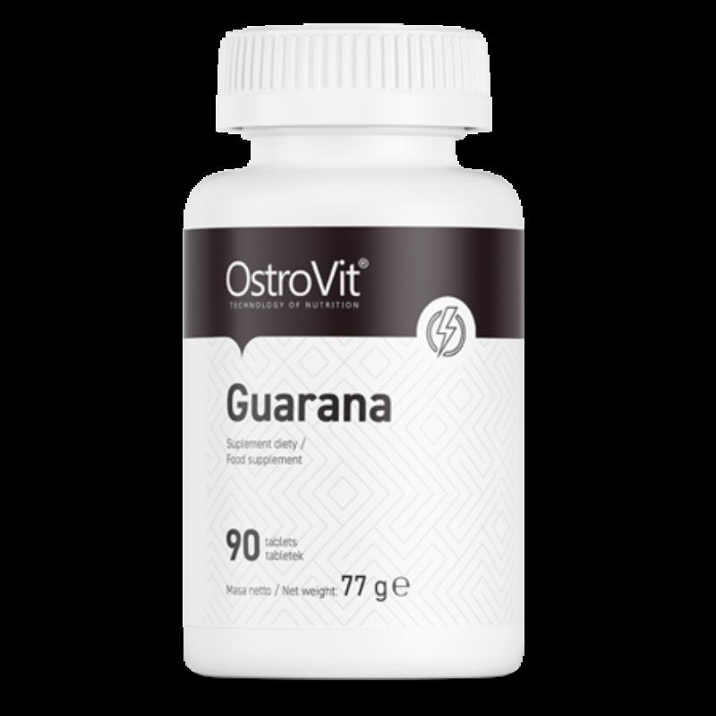 Ostrovit Guarana - guarana mag kivonat - magas koffein tartalom