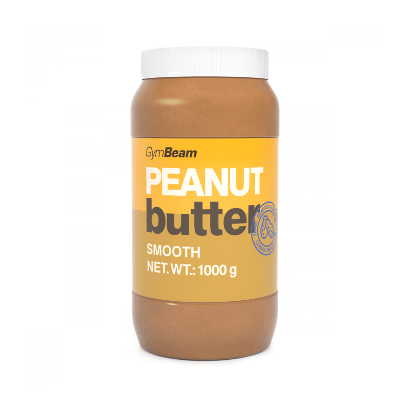 GymBeam - Peanut Butter - 100% mogyoróvaj