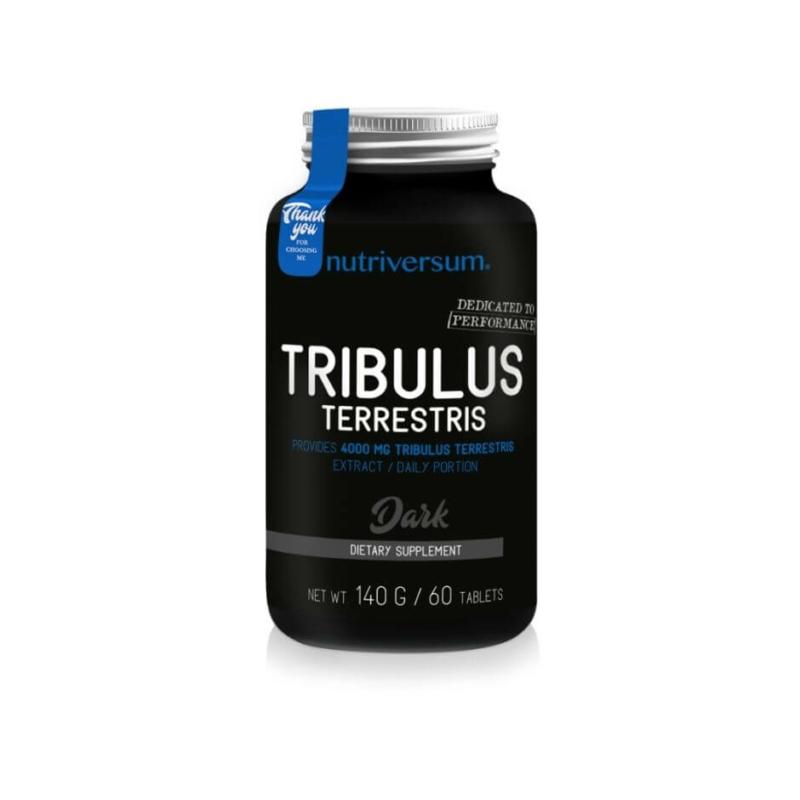 Nutriversum Tribulus Terrestris - királydinnye tabletta - tesztoszteron fokozó