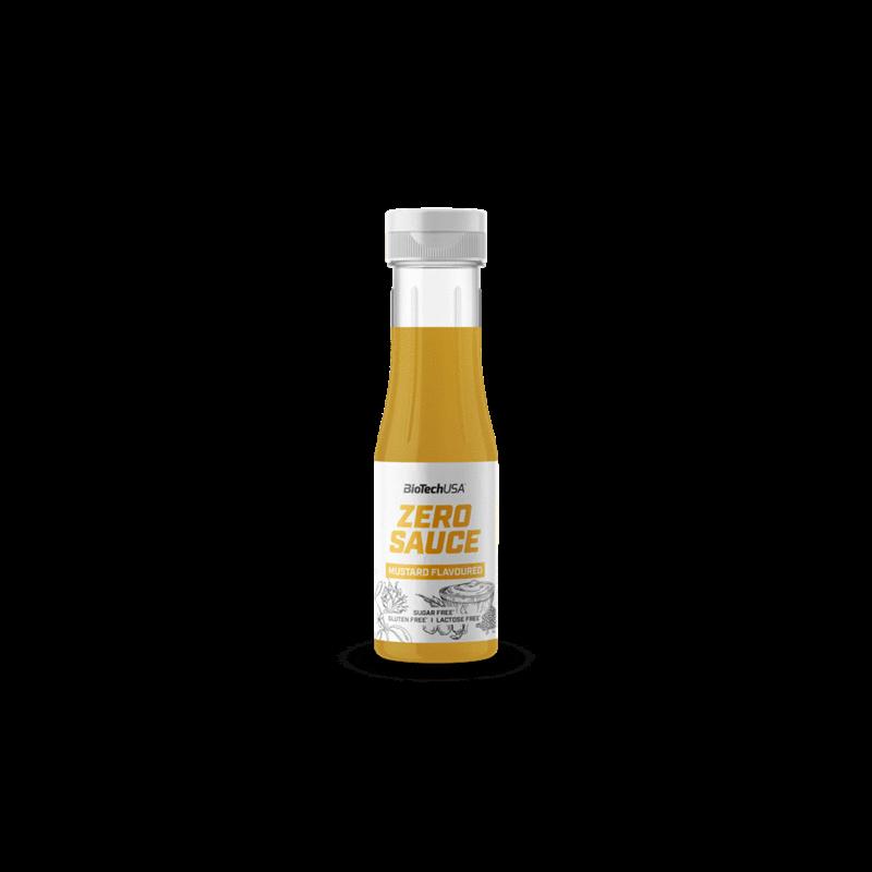 BiotechUSA - Zero mustar - zero mustard - zeri sauce