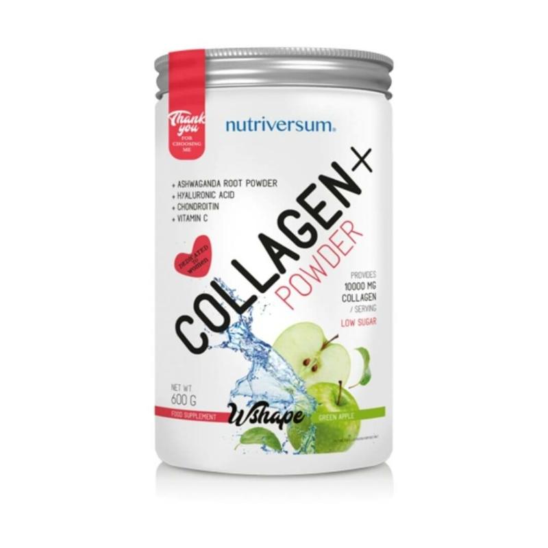 Nutriversum - Collagen+ 600g zöldalma