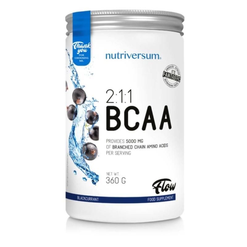 Nutriversum BCAA aminosav