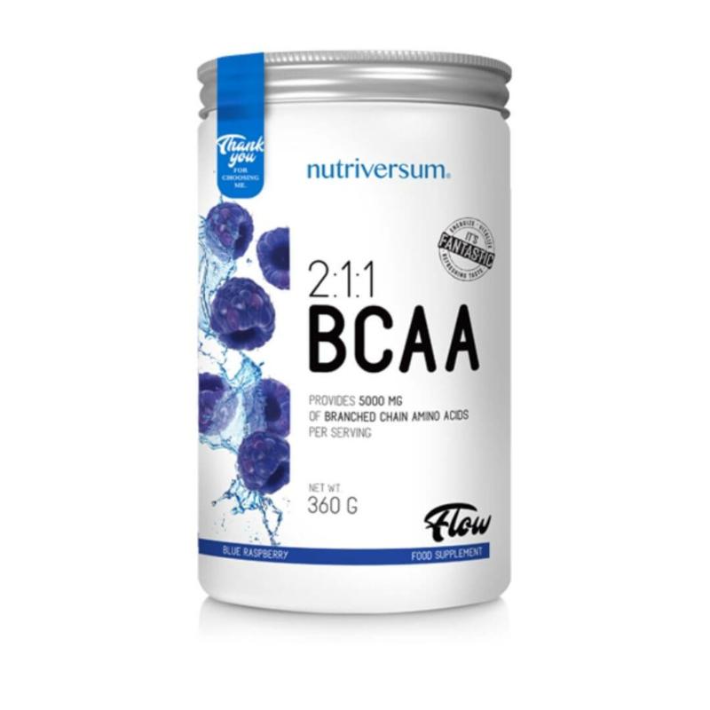 Nutriversum BCAA aminosav kékmálna