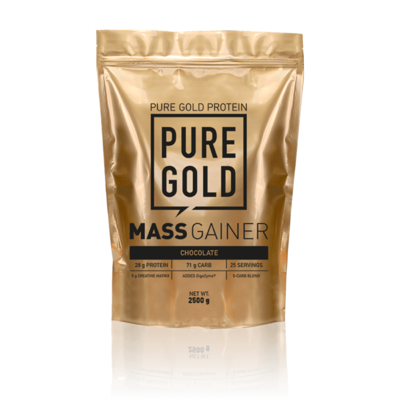 Pure Gold Protein - Mass Gainer - 2500g - 2.5kg tömegnövelő