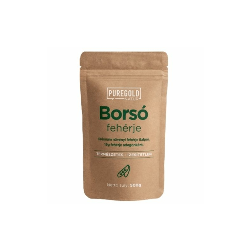 Pure Gold Protein - borsó fehérje 500g