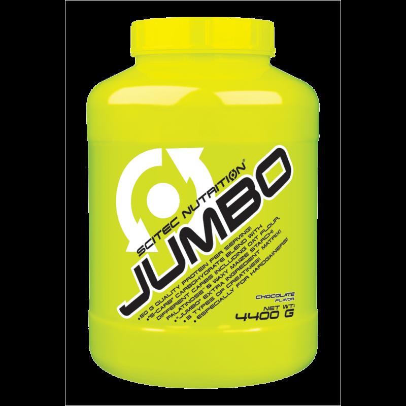 Scitec Nutriton Jumbo! prémium tömegnövelő, 4,4 kg