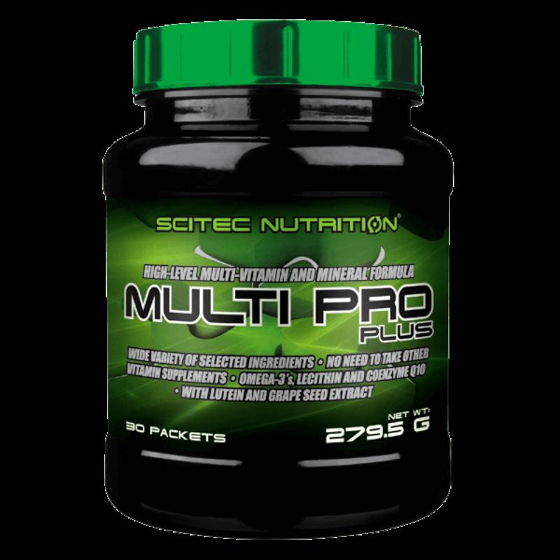 Scitec Nutrition Multi-Pro Plus 30 db vitamin csomag