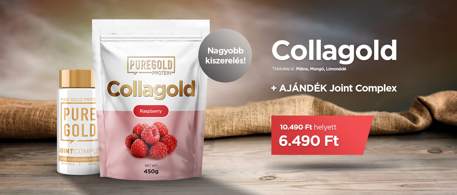 Collagold+ajándék