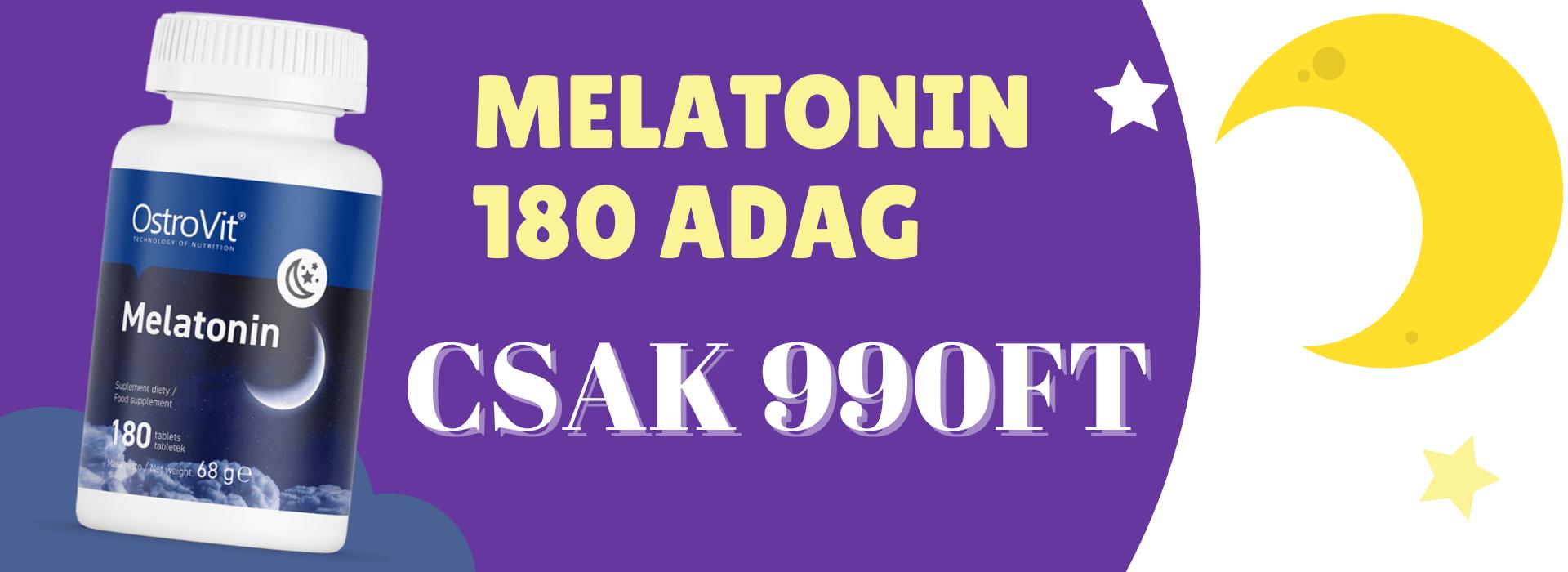 Melatonin akció